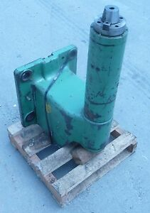 Gray Planer Mill Right Angle Milling Head Attachment