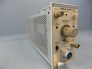 Tektronix Am503 Current Probe Amplifier Untested Used