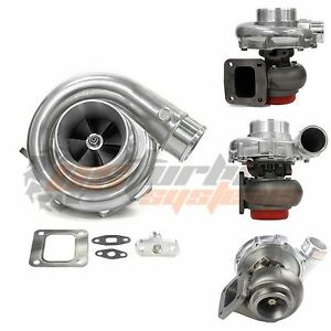 High Quality Aftermarket T76 Comp 80 A r T4 68a r P trim Turbine Turbocharger
