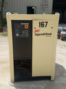 800 Cfm Ingersoll rand Ts800w Water Cooled Refrigerated Air Dryer 460 3 60