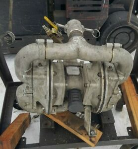 Sandpiper Warren Rupp Diaphragm Pump Model Sa2 a Type Ba 3 a