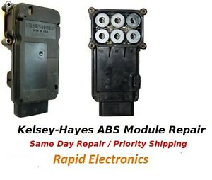 Ford F 150 F 250 00 06 Kelsey Hayes Abs Ebcm Electronic Control Module Repair