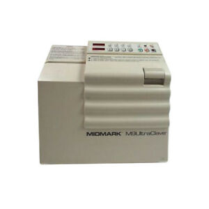 Midmark M9 Ultraclave Automatic Sterilizer Certified Pre owned