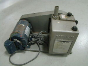 Edwards Ed200a Speedivac High Vacuum Pump