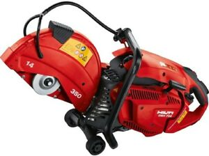 Hilti Dsh 700 x 70cc 14 In Hand Held Gas Saw