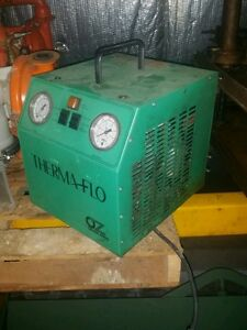 Thermaflo Oz Saver 4000 Refrigerant Recovery And Charging Unit