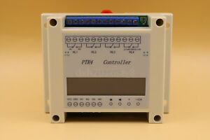 4 way Programmable Ptr4 sp Controller Time Relay Delay Timer Module Dc 6 40v
