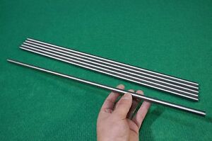 10mm Dia Titanium 6al 4v Round Bar 393 X 20 Ti Grade 5 Rod Solid Metal 6pcs