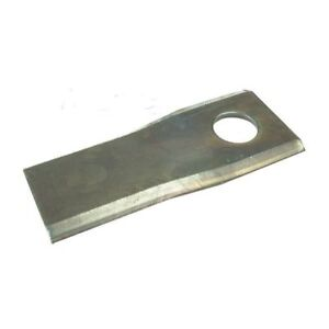 25 Of New Idea Rotary Disc Mower Blades Left Hand Curved For 526 527 528