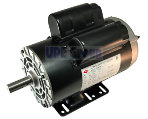 Motor rpm information on purchasing new and used for 10 hp single phase motor amps