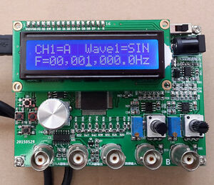 10 Mhz Dds Signal Generator Module Independent Dual Channel Signal Generator