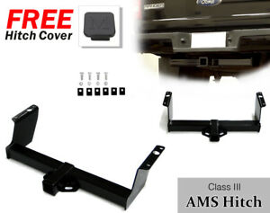 Ams Class 3 Receiver Hitch For 1983 2011 Ford Ranger Mazda B Series