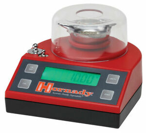 Hornady RSCALE Lock-N-Load Scale measures up to 1500 Grains