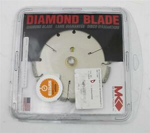 Mk Diamond Cc 100 Square Segment Crack Chaser Saw Blade 6 X 250