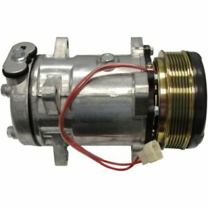 New Ac Compressor For Ford New Holland Tractor 6640 7740 7840 8240 8340
