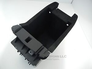Ford Explorer 2013 Center Console Front Under Arm Rest Compartment Insert Black