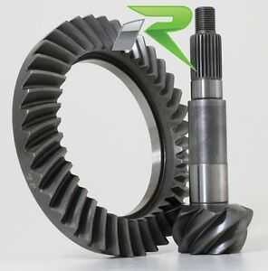 Revolution Gear Axle Dana 44 Reverse 4 10 Ratio Ring Pinion D44
