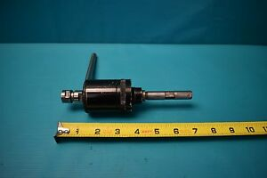 Used Tapmatic Reversible Tapping Attachment 300u