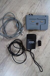 Trimble Cu tcu Docking Station With Power And Cable