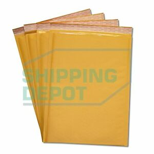 Pick Quantity 1 1000 5 10 5 X 16 Kraft Bubble Mailers Self Sealing Envelopes