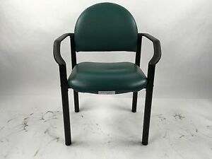 Midmark Ritter 420 002 203 Side Chair With Arms Teal