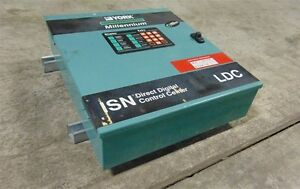 Used York 371 01499 109 Millennium Chiller Direct Digital Control Center Ldc 34