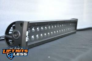 Dv8 Offroad Br40e198w3w 40 Light Bar 198w Flood spot 3w Led Black Universal
