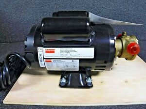 New Flexible Impeller Pump 3acb9b mg