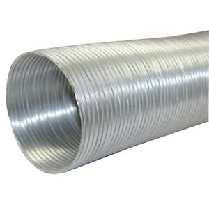 Stainless Steel Flexible Exhaust Tubing 4 Diameter 48 Length Flex Pipe