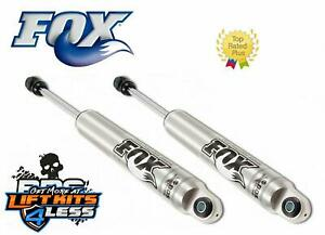 Fox 2 0 Performance Front Shocks Fits 4 Lift Kits For 99 04 Ford F250 f350 Bds