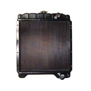 352628r91 Radiator For Case International Farmall H Super H O 4 Os 4 Hv