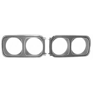 Headlamp Bezel Set 69 Road Runner