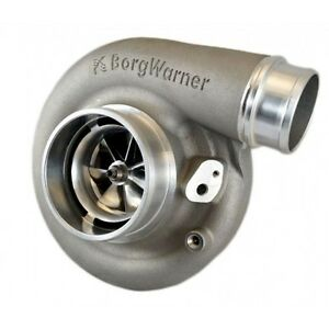 Borg Warner S300sx E Super Core Turbo 69mm Inducer Forged Mill Wheel Authentic