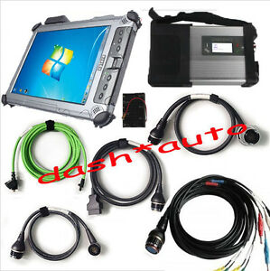 Mb Star Sd Connect C5 xentry Software 01 2021 Xplore Ix104 C5 4g I7 Ssd