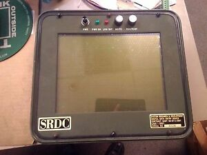 Srdc Military Digital Data Entry Device Contract Dabt 60 87 c3891 Touchscreen