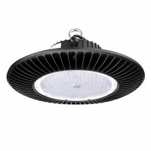 100w Leds Ufo Led High Bay Fixtures 12500lm Daylight White 200w Mh Equiv