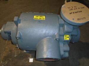 Nash Vacuum Pump Liquid Ring Vacuum Pump Sc7 100 Rebuilt With Warranty