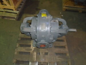 Nash 1251 Compressor Liquid Ring Compresor 100 Rebuilt With Warranty