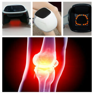 Lllt Cold Laser Infrared Therapy Knee Massager Joint Arthritis Pain Relief