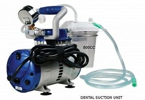Dental Vacuum Suction Unit High Vacuum Suction Extra Strong Suction