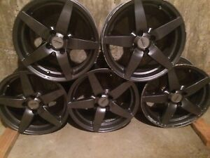 Mb 4lug Alloy Wheels 16x7