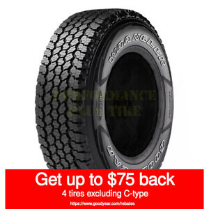 Goodyear Wrangler A T Adventure Kevlar 245 70r16 107t Owl Quantity Of 1