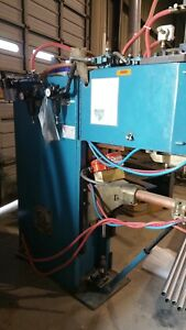 Taylor Winfield Spot Welder 240v 3ph