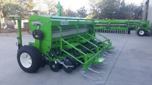 Agrolead Lina Universal Twin Disc Seed Drill