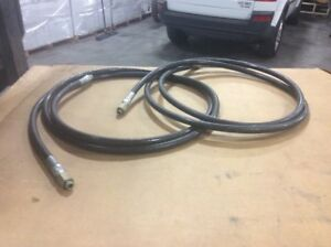 John Deere 2350 Hydraulic Hoses Jd 145 Front Loader New New