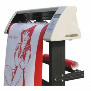 66 Redsail Vinyl Cutter Sign Cuttiing Plotter Machine With Contour Cut Function