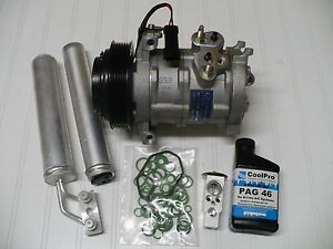 2007 2010 Dodge Charger 3 5l Only New A C Ac Compressor Kit