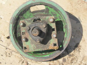 Jd 38w Sickle Mower Pulley