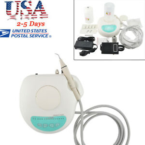 us denshine Dental Piezo Ultrasonic Scaler Cavitron Self Contained Water Bottle