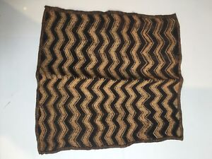 Kuba Cloth 100 Authentic Handmade Size 22 X20 1 5